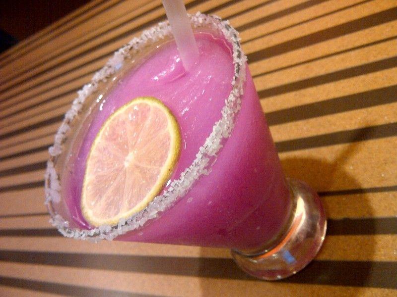 Cactus pear margarita at bbp pear drinks drinks alcohol