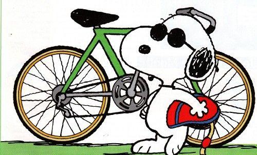 """""""Elämä on kuin 10-vaihteinen pyörä. Useimmilla meistä on vaihteita joita emme koskaan käytä."""" - Charles Schultz, Tenavat-sarjakuvan luoja"""