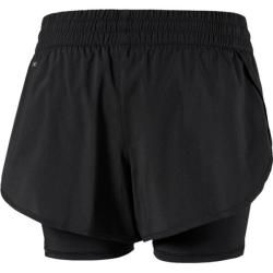 Photo of Puma Damen Shorts Last Lap 2in1 Short, Größe Xl in Schwarz PumaPuma