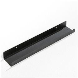 Etagère porte cadres Gallery, métal noir AMPM 18,94 € longueur 55 cm et 25 € longueur 100 cm