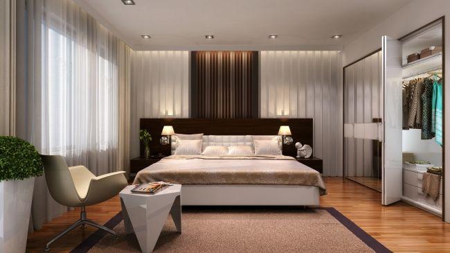 21 idées de décoration de chambres simples et épurées Bed room
