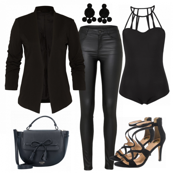 Blackster Outfit Party Outfits bei