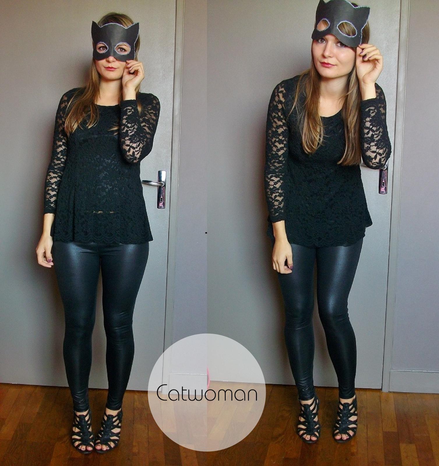Quatang Gallery- 3 Deguisements Maison Pour Halloween Pauline Dress Blog Mode Lifestyle Et Deguisement Maison Deguisement Halloween Fait Maison Idee Deguisement Halloween