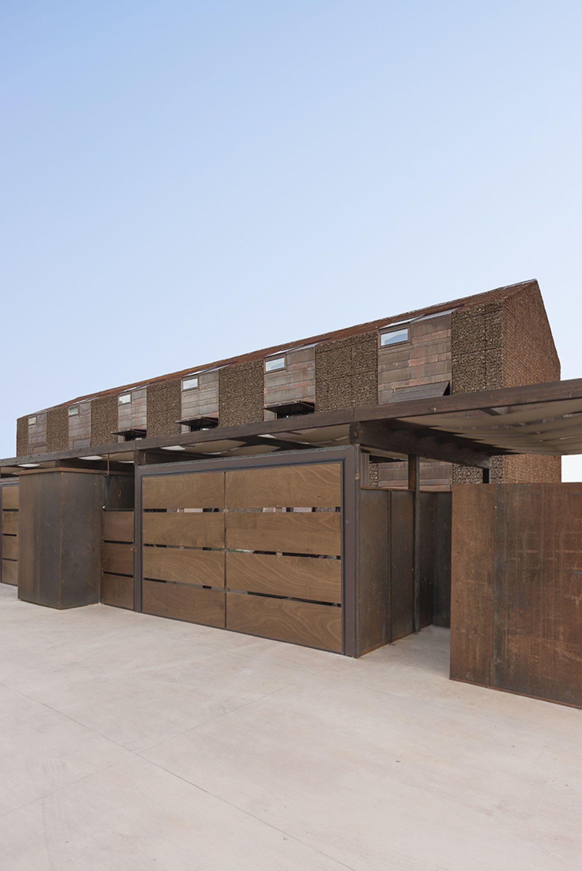 gino guarnieri roberto mascazzini simone bossi sei unita 39 residenziali a sesto san giovanni. Black Bedroom Furniture Sets. Home Design Ideas