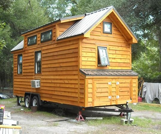 17 Best images about Tiny house on wheels on Pinterest Tiny