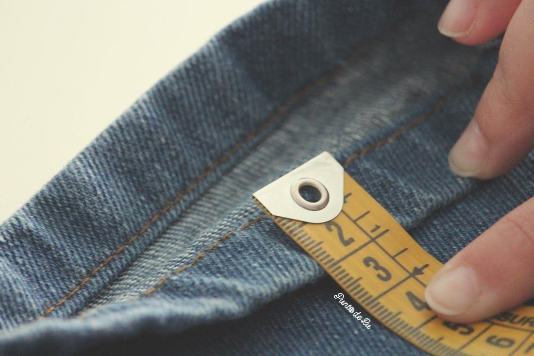 8 trucos para coser el bajo de un pantalón vaquero - Mirar