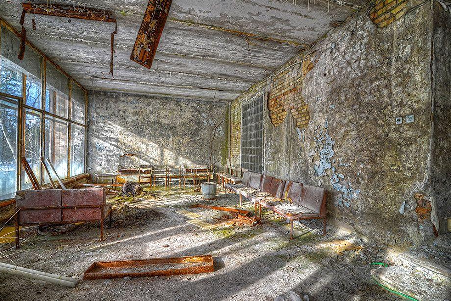 Prypiat (Ghostcity Chernobyl)