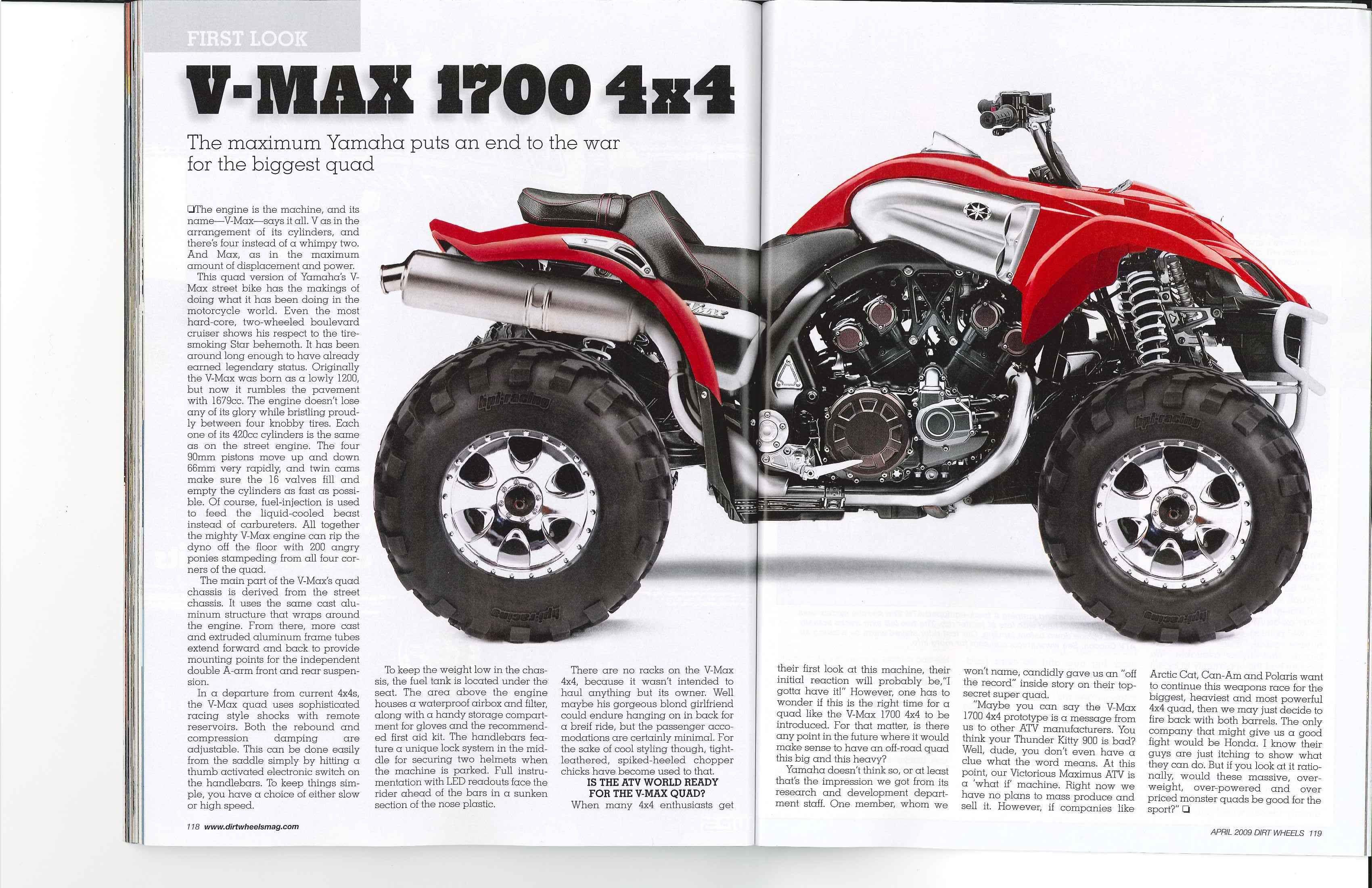 Concept utv 2008 yamaha wolverine 450 special edition