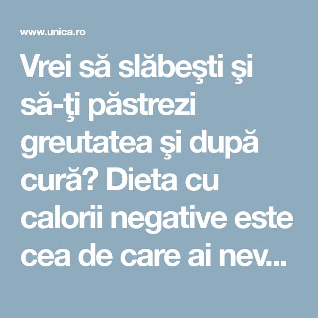 mănânci mai mult ca să slăbești)
