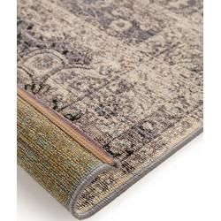 Photo of benuta indoor & outdoor rug Artis anthracite 80×165 cm – for balcony, terrace & garden benuta