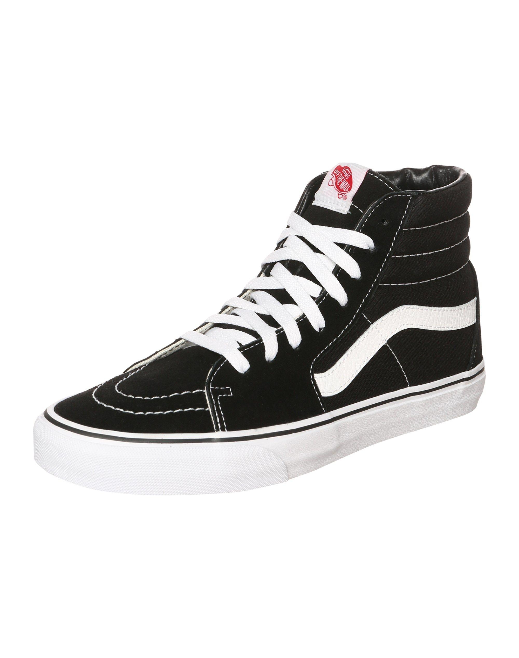 Weiß Schwarz Damen Hi Vans Sk8 Kategorie High Top Sneaker pqrxp6n