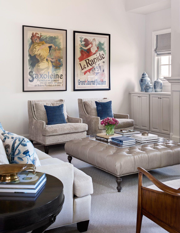 Longview | Traci Zeller Interiors | Charlotte, NC