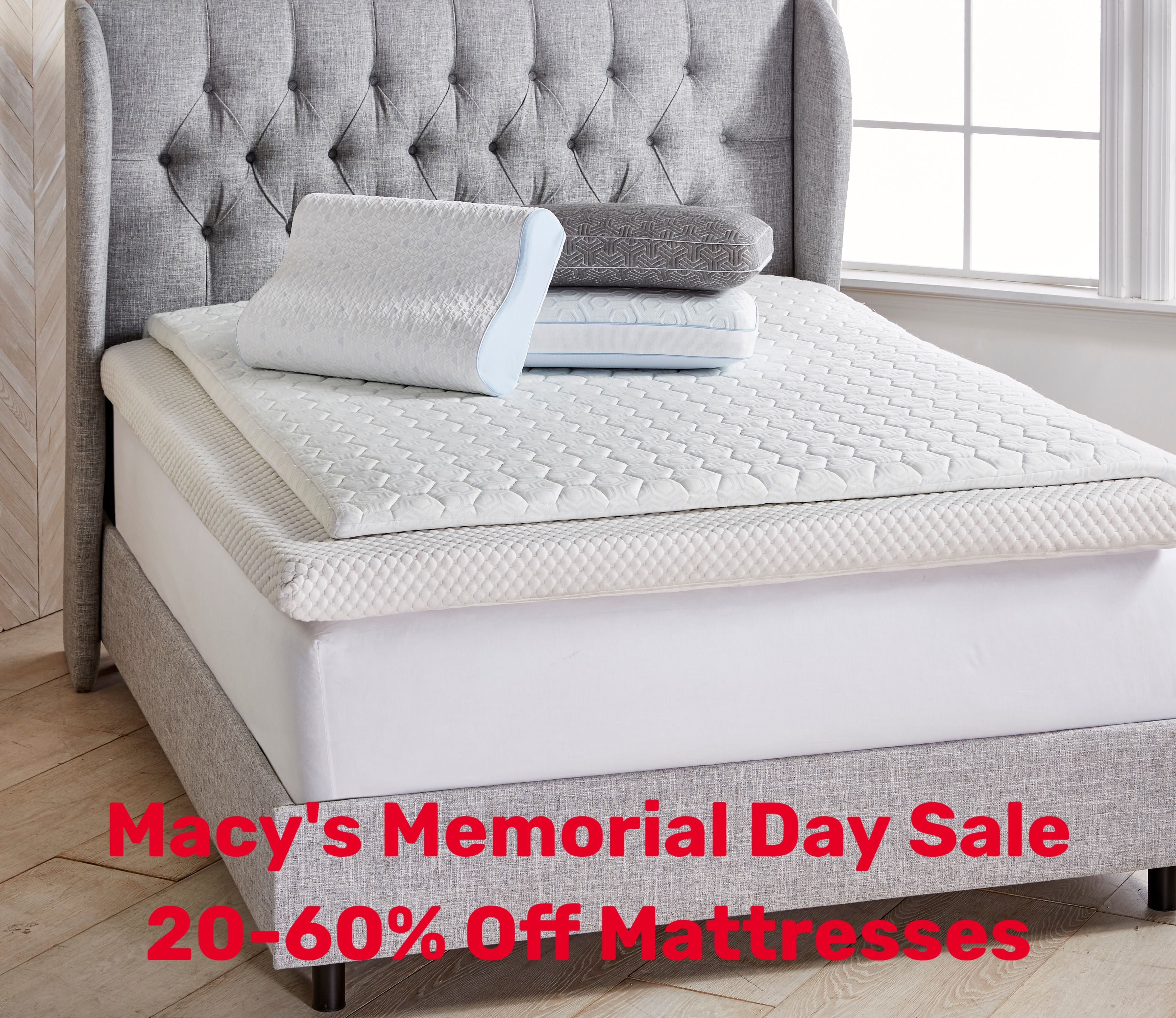 Shop Macy S Memorial Day Sale And Get Up To 60 Off Mattresses And
