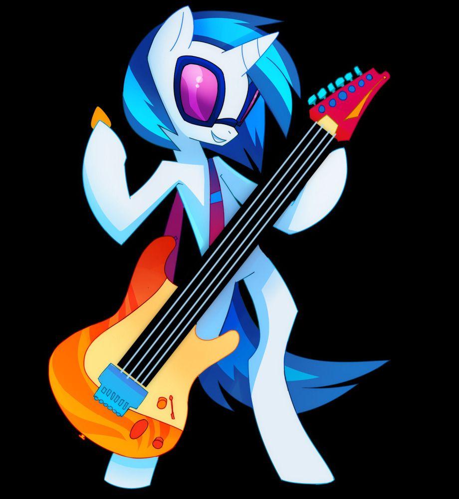 Музыка пони и картинки