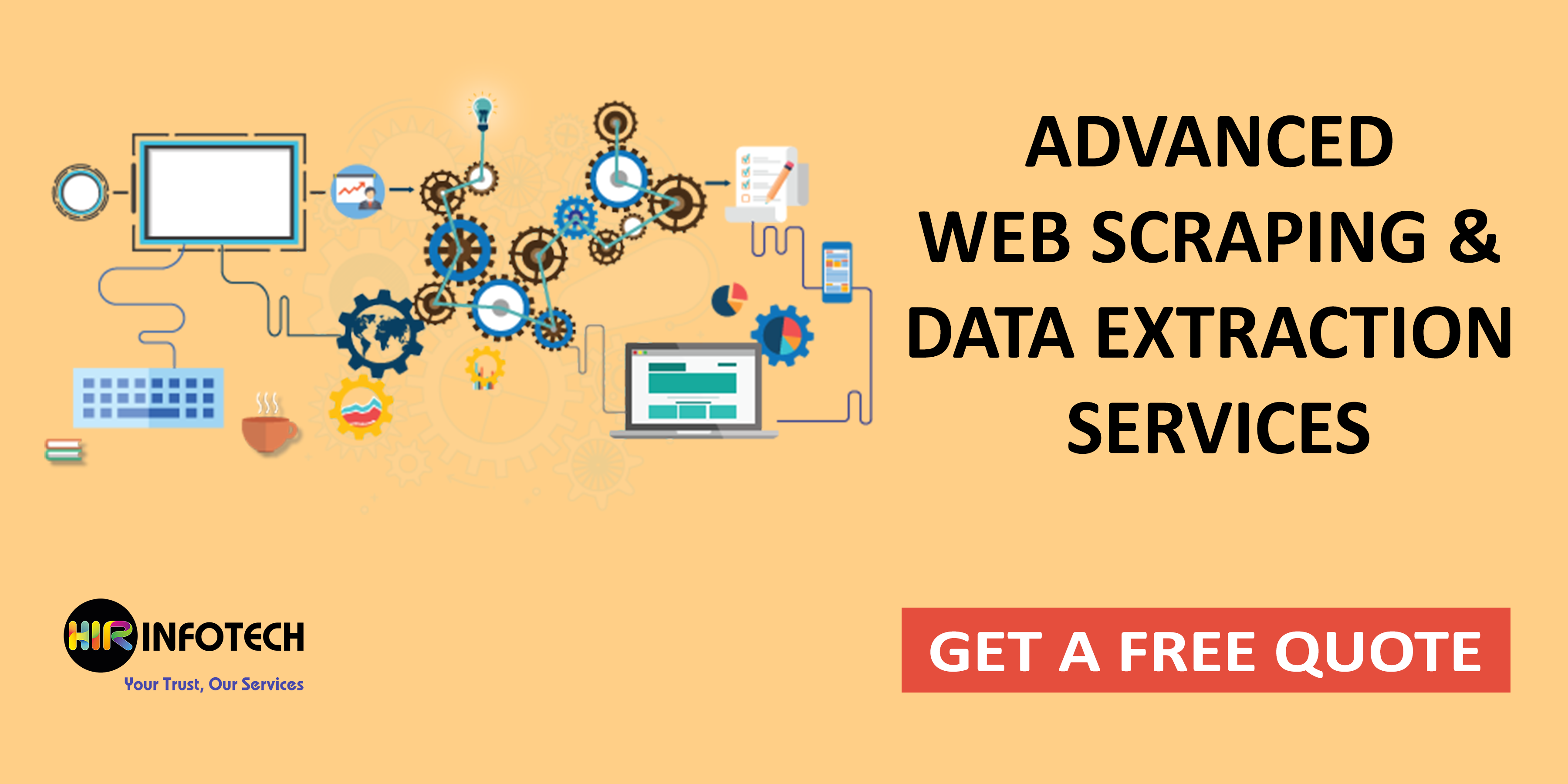 We Provide Advanced Web Scamp Data Extraction