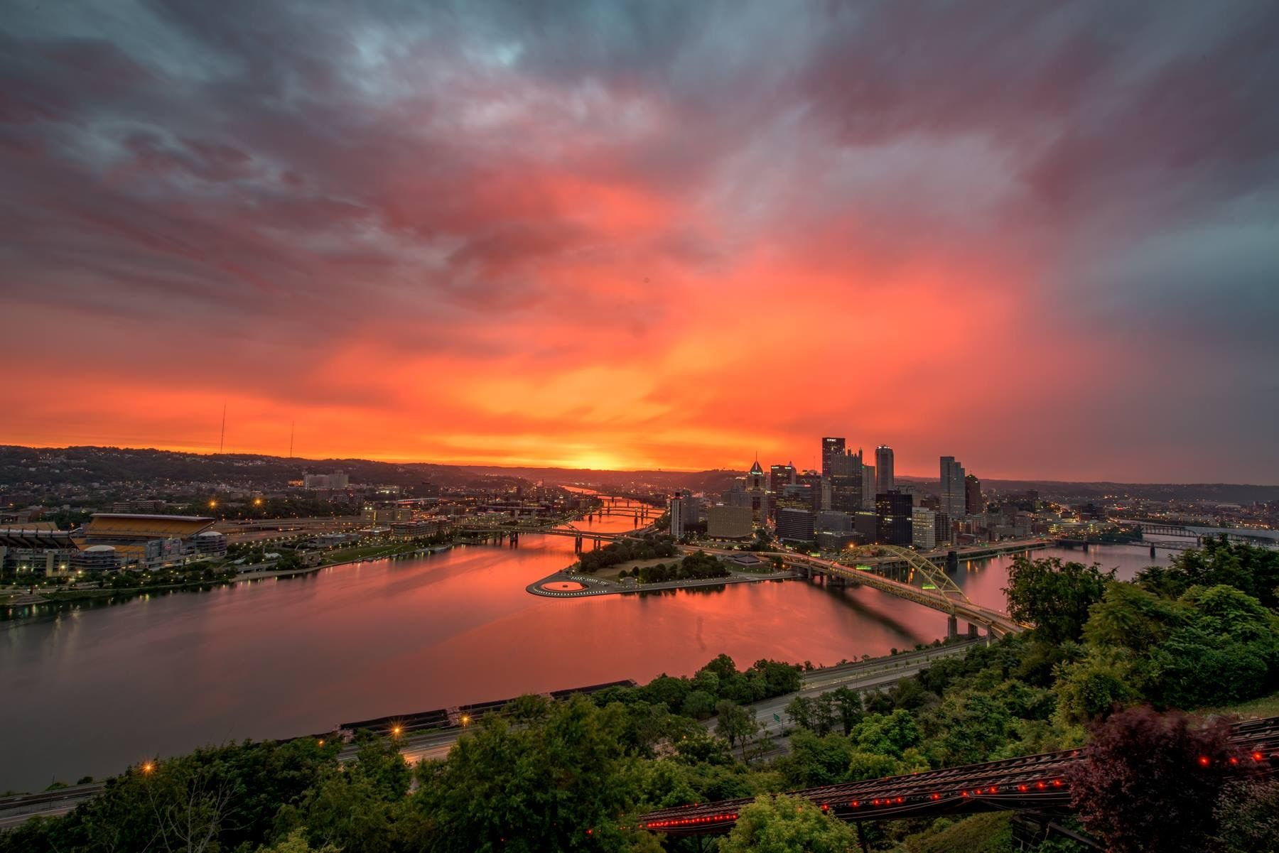 Pittsburgh Pennsylvania By Dave Dicello Photography