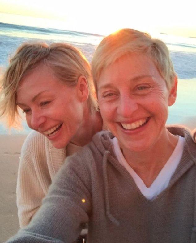 Free lesbian clips ellen degeneres