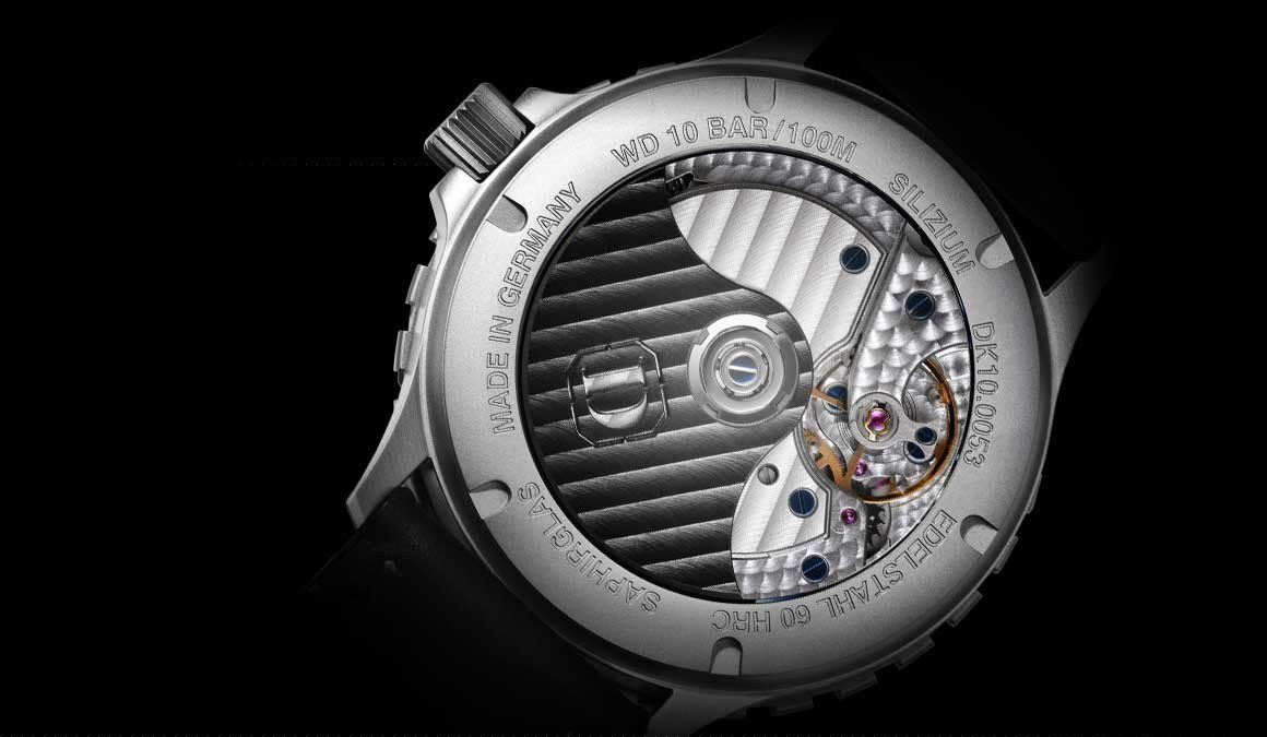 Pin by TimeHonoured on Damasko Watches at TimeHonoured