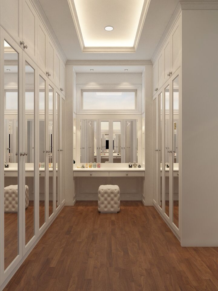 54 Beautiful Dream Closet Makeover In Your Dressing Room  Homiku.com  #Beautiful #Closet #d