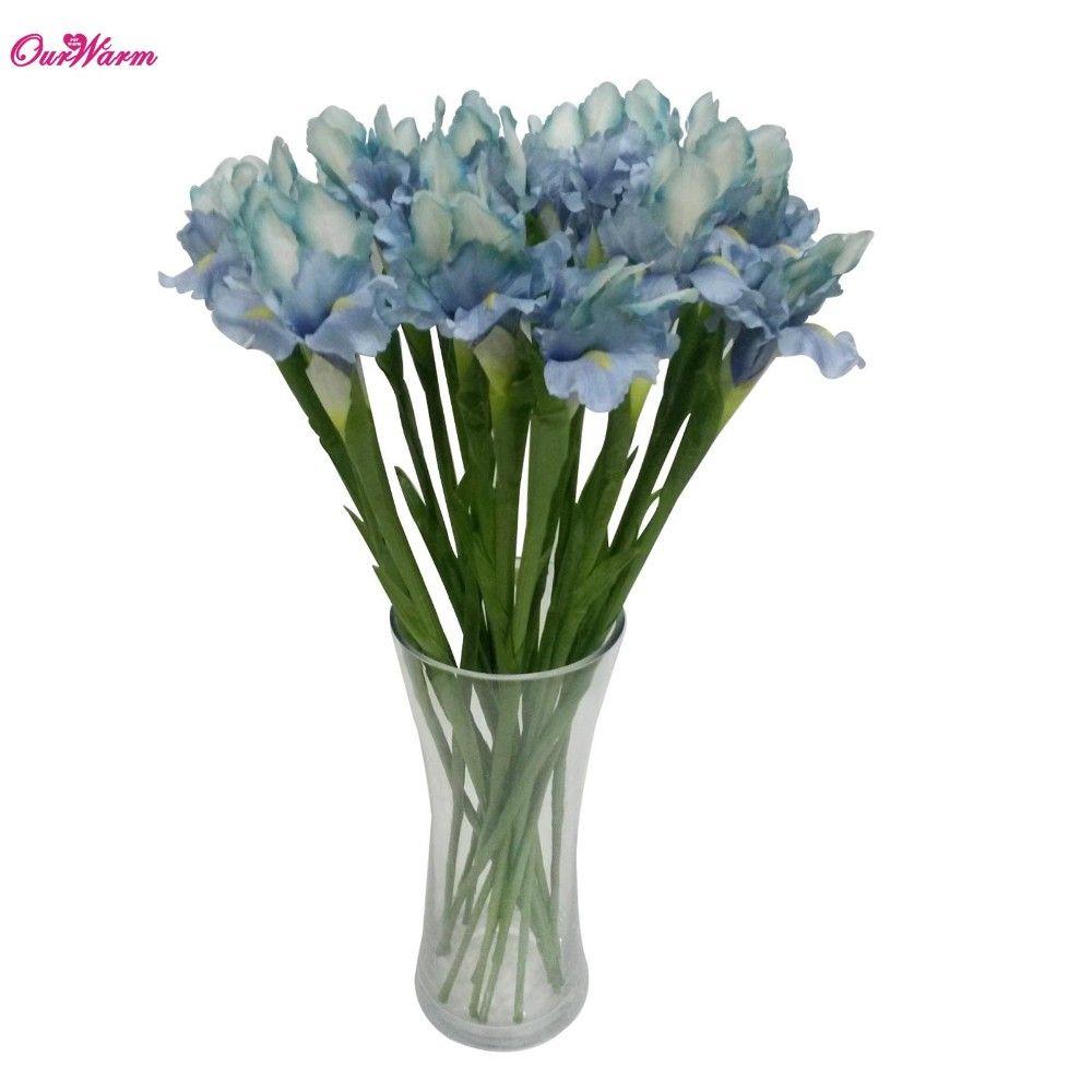Decorative Decorative Cheap Artificial Flowers Wholesale Bulk Home