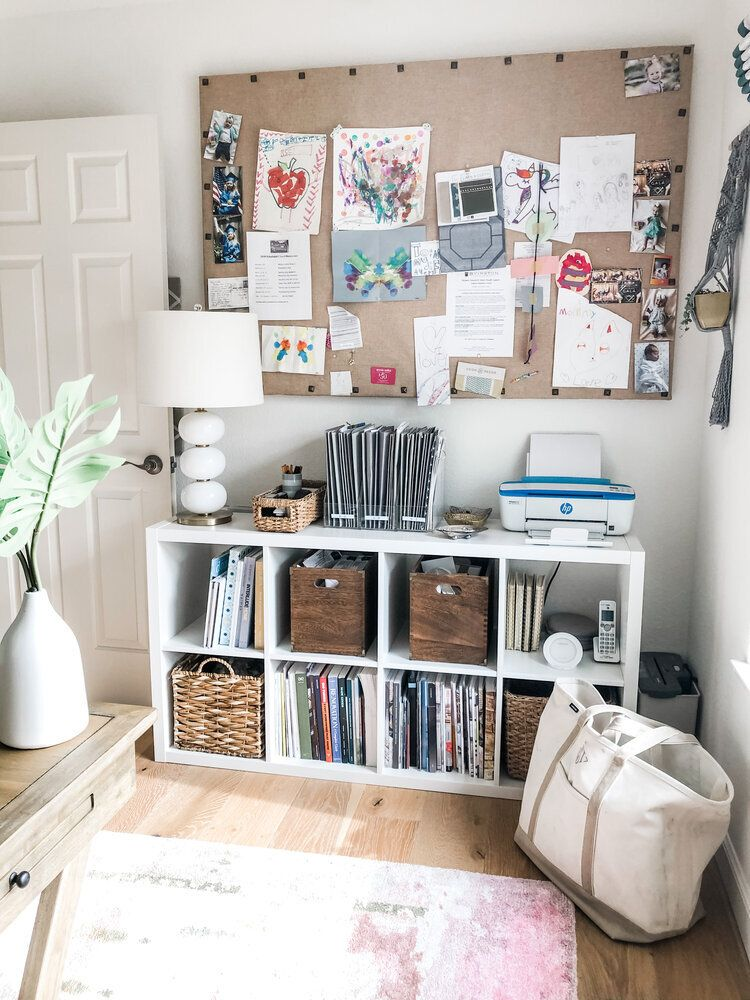 Photo of office tour part 2 :: how to have a personalized, pretty and productive workspace :: — LS Interiors – SF Bay Interior Design