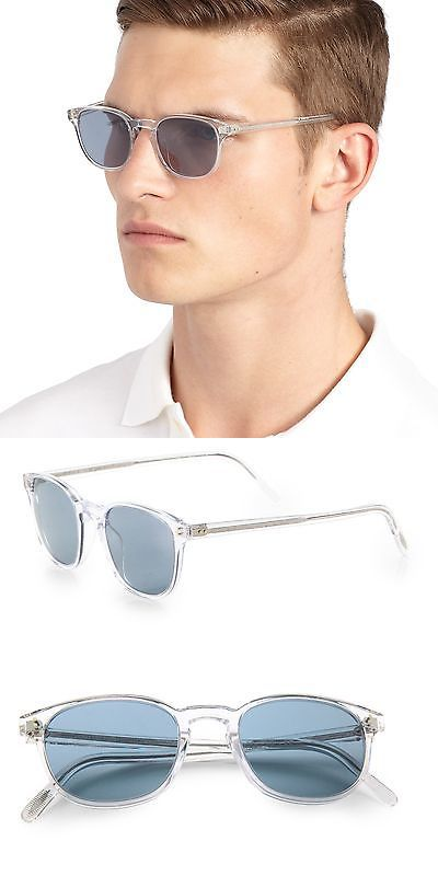 122340Oliver 49mm Acetate Sunglasses Peoples Fairmont EH9WD2YeI