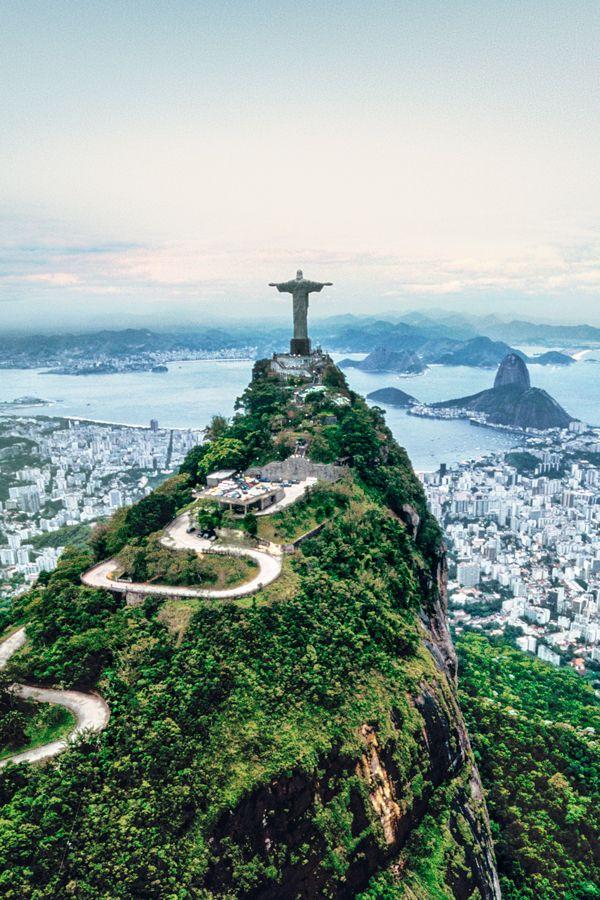 Photo of Bucket List: Photograph Christ the Redeemer in Rio de Janeiro