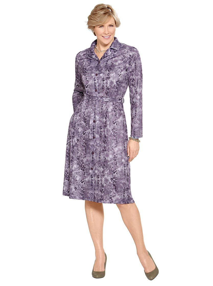 Ein sehr schickes Kleid für die Modebewusste Hausfrau. Damt ist