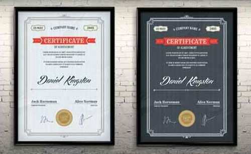 Free+PSD+and+vector+certificate+template+  wwwdesignfreebies