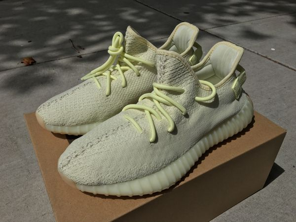 """Yeezy 350 v2 """"Butters"""" for Sale in"""