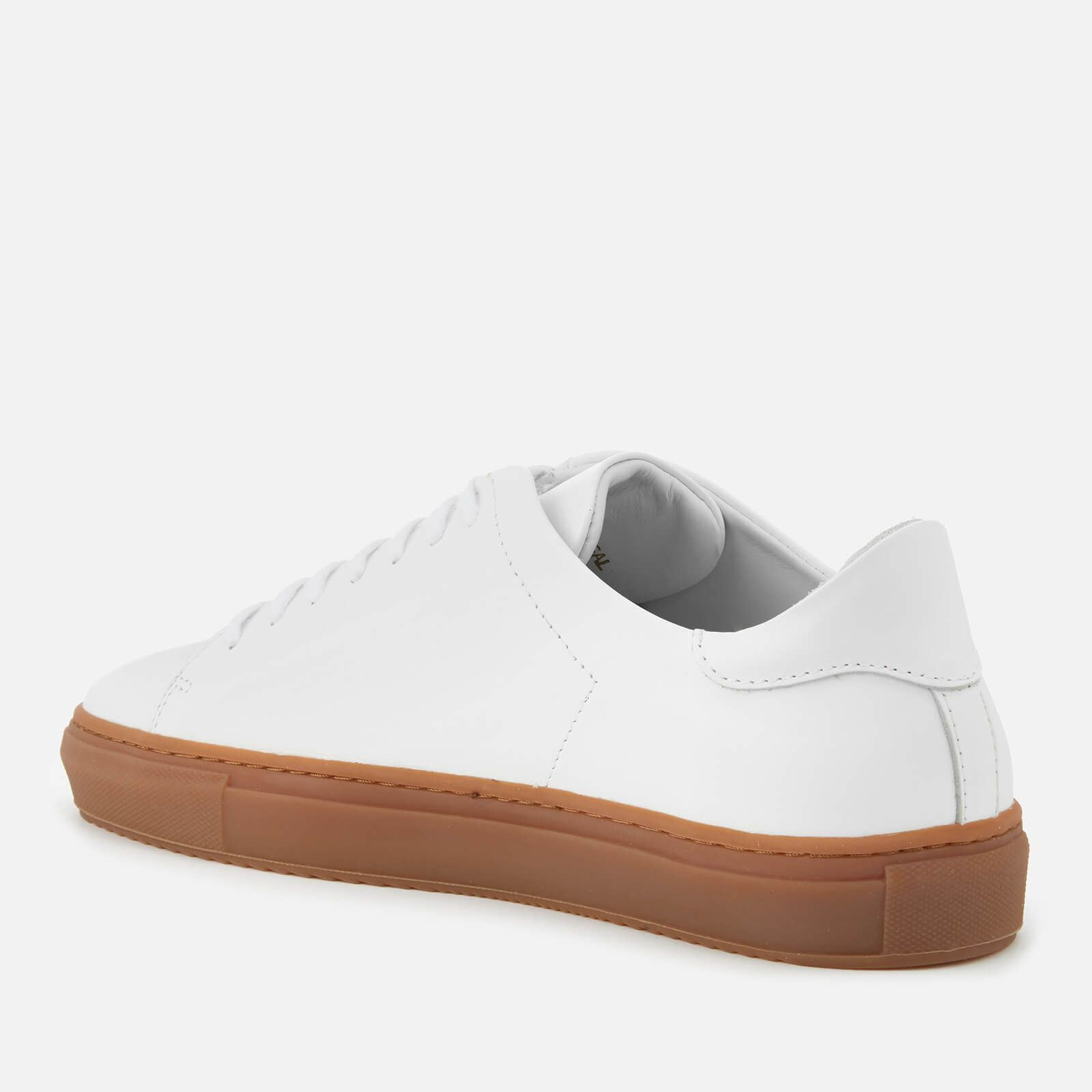 Axel arigato men, Leather trainers, Leather