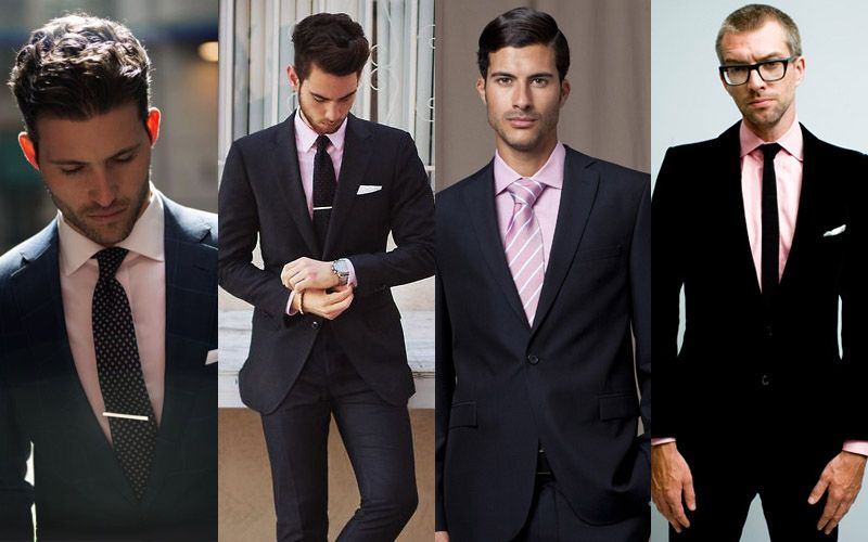 A Complete Guide To Black Suit Shirt Combinations Black Suit