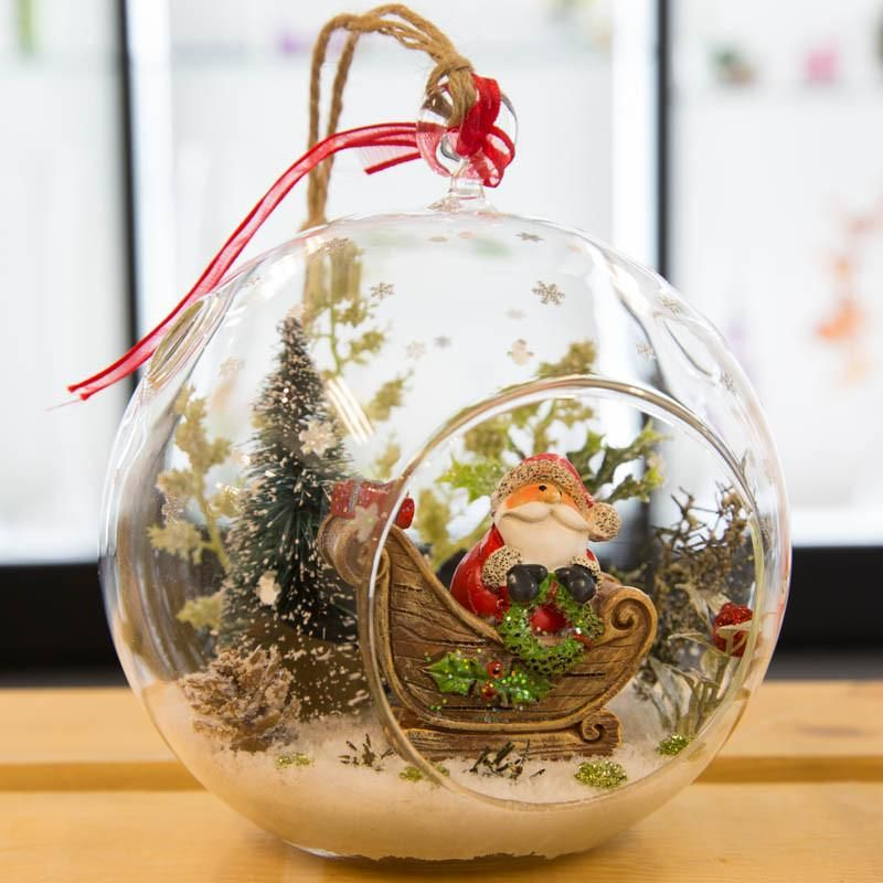 10++ Giant glass christmas ornaments inspirations