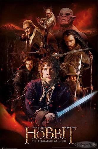 The Hobbit Poster Legolas Melhores Filmes Do Mundo E Tauriel