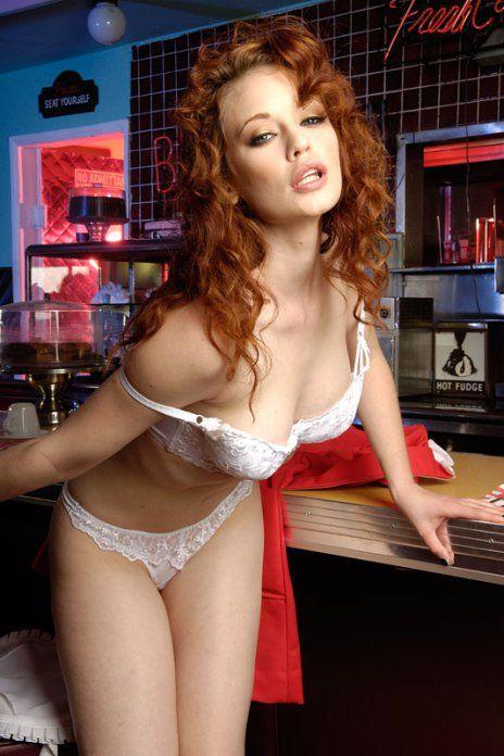 Joli justine pic redhead