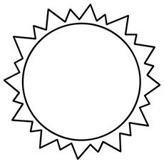 Top 25 Free Printable Circle Coloring Pages Online Shape