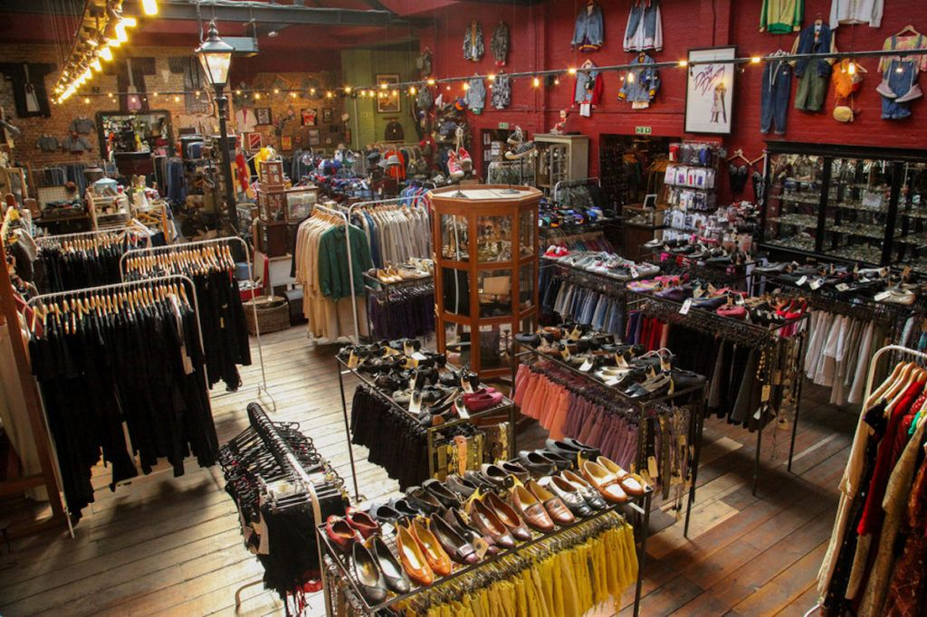 The Jackal S Guide To The Best Vintage Shops In London The Jackal Online Vintage Stores Best Shopping In London London Blitz