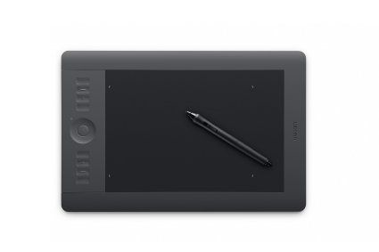 Wacom Intuos5 Touch Medium Pen Tablet