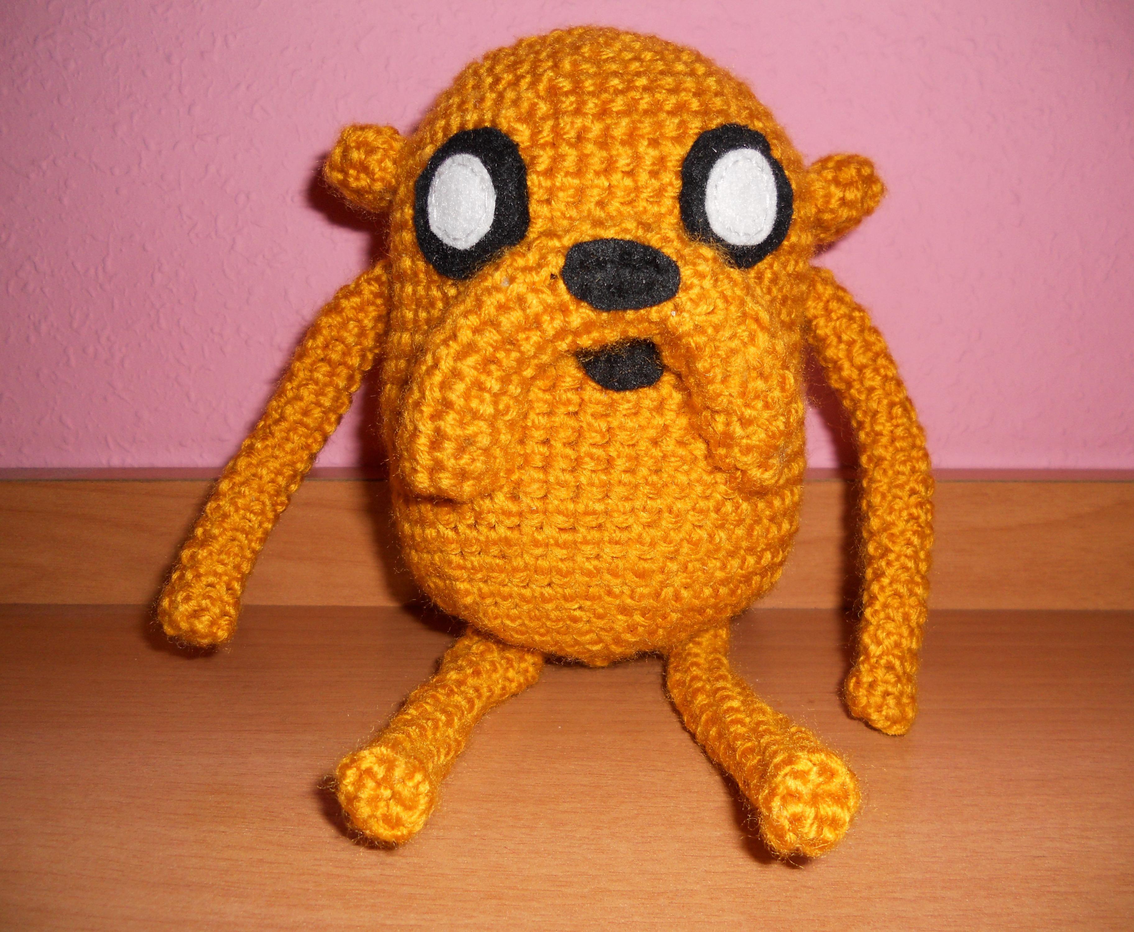 Amigurumi Crochet Personajes : Amigurumi patrón gratis en español naranja mecánica fantasÍa