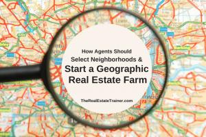 Geographic Real Estate Farming Ideas