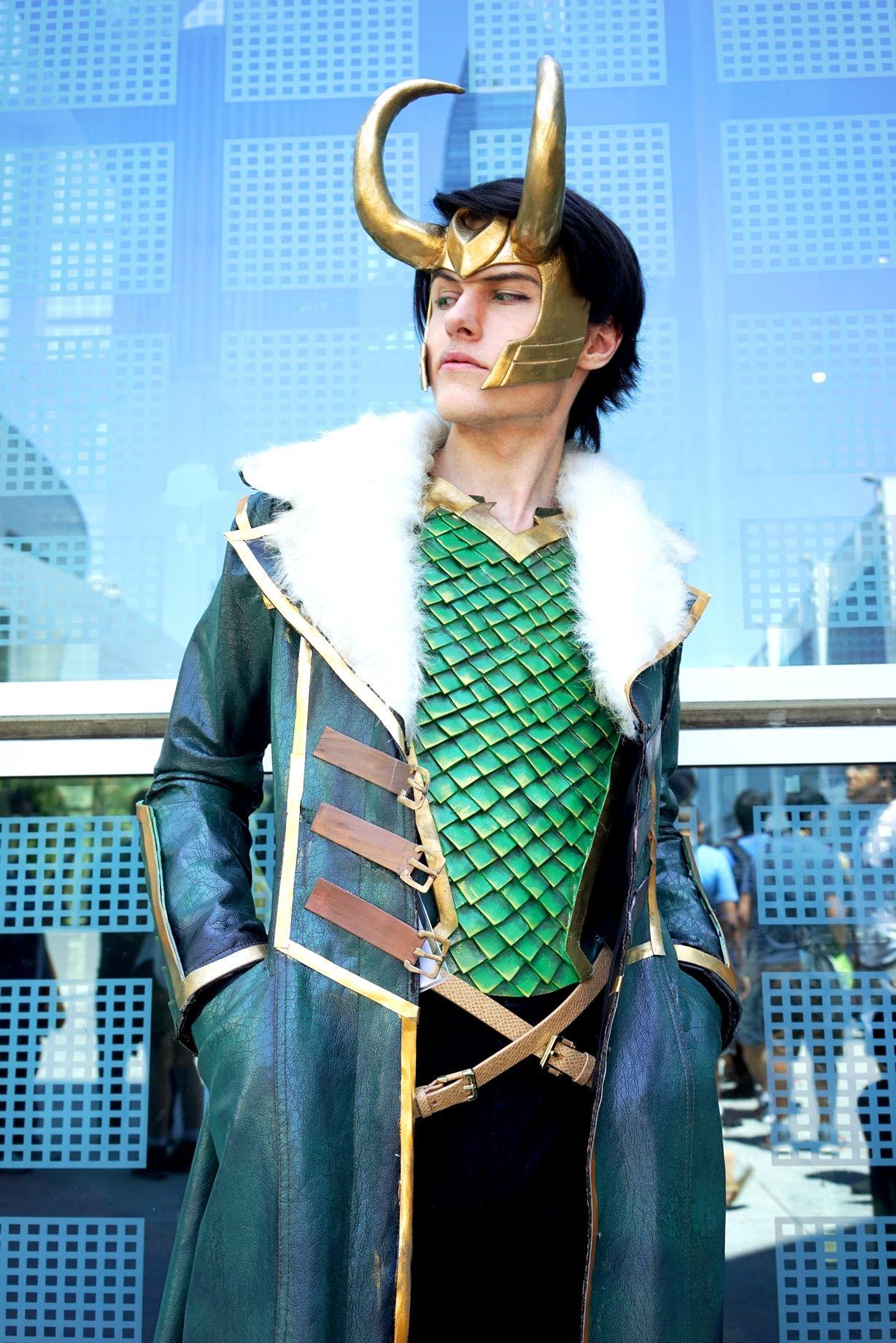 Aicosu Loki Cosplay Loki Costume Lady Loki