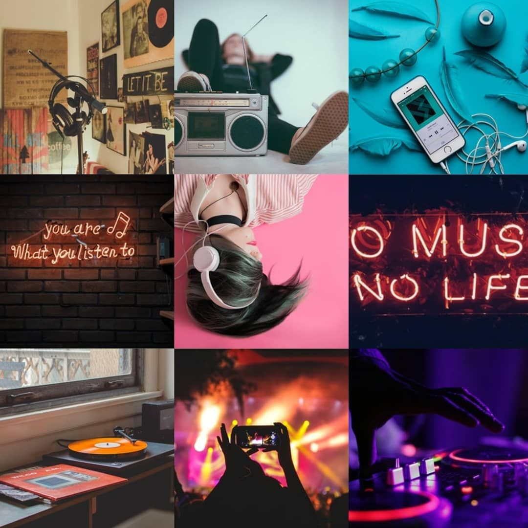 Feel the music #aesthetic #aesthetically #aestheticedits # ...