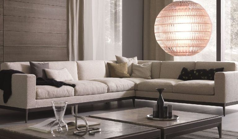 Captivating Sectional Couch L Form