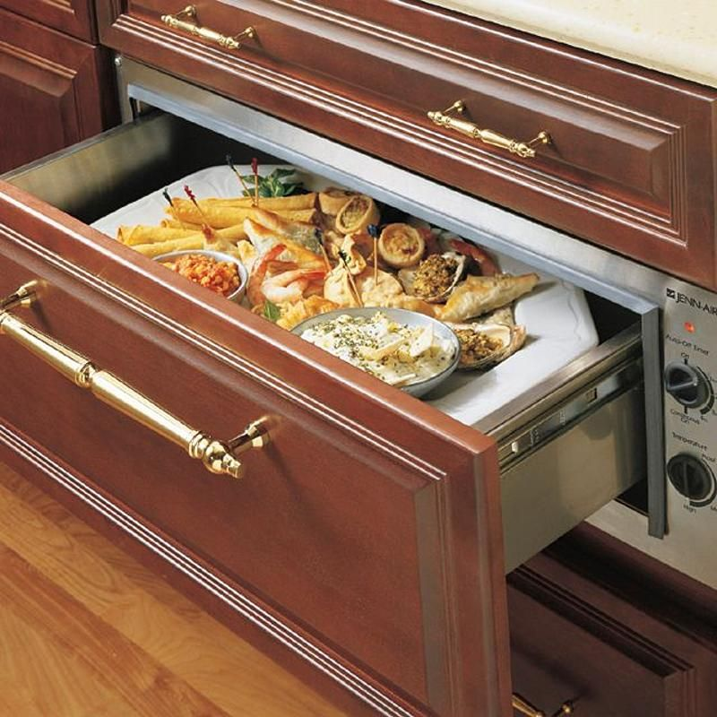 Jenn Air Jwd7030cd 30 In Warming Drawer With Variable Temperature And Moisture Control Sears Outlet Sold Out A Warming Drawer Fabulous Kitchens Drawers