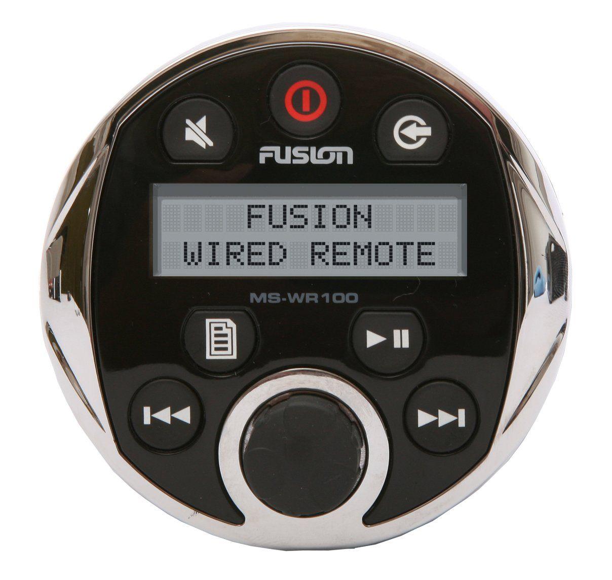 Fusion MSWR600 Marine Wired Remote Control