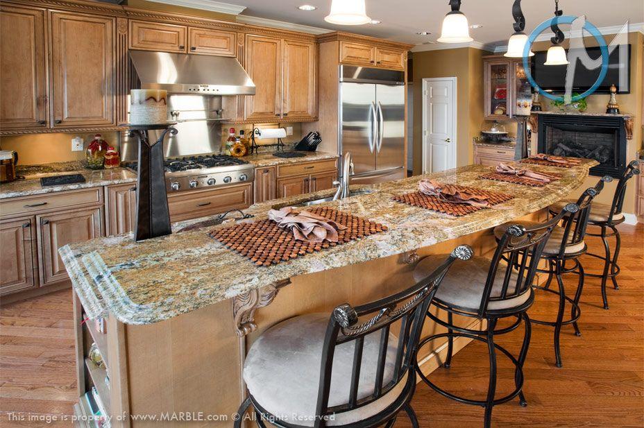 Juparana Classico Granite In Kitchen Photo Gallery Popular Kitchen Designs Kitchen Design Kitchen Photos