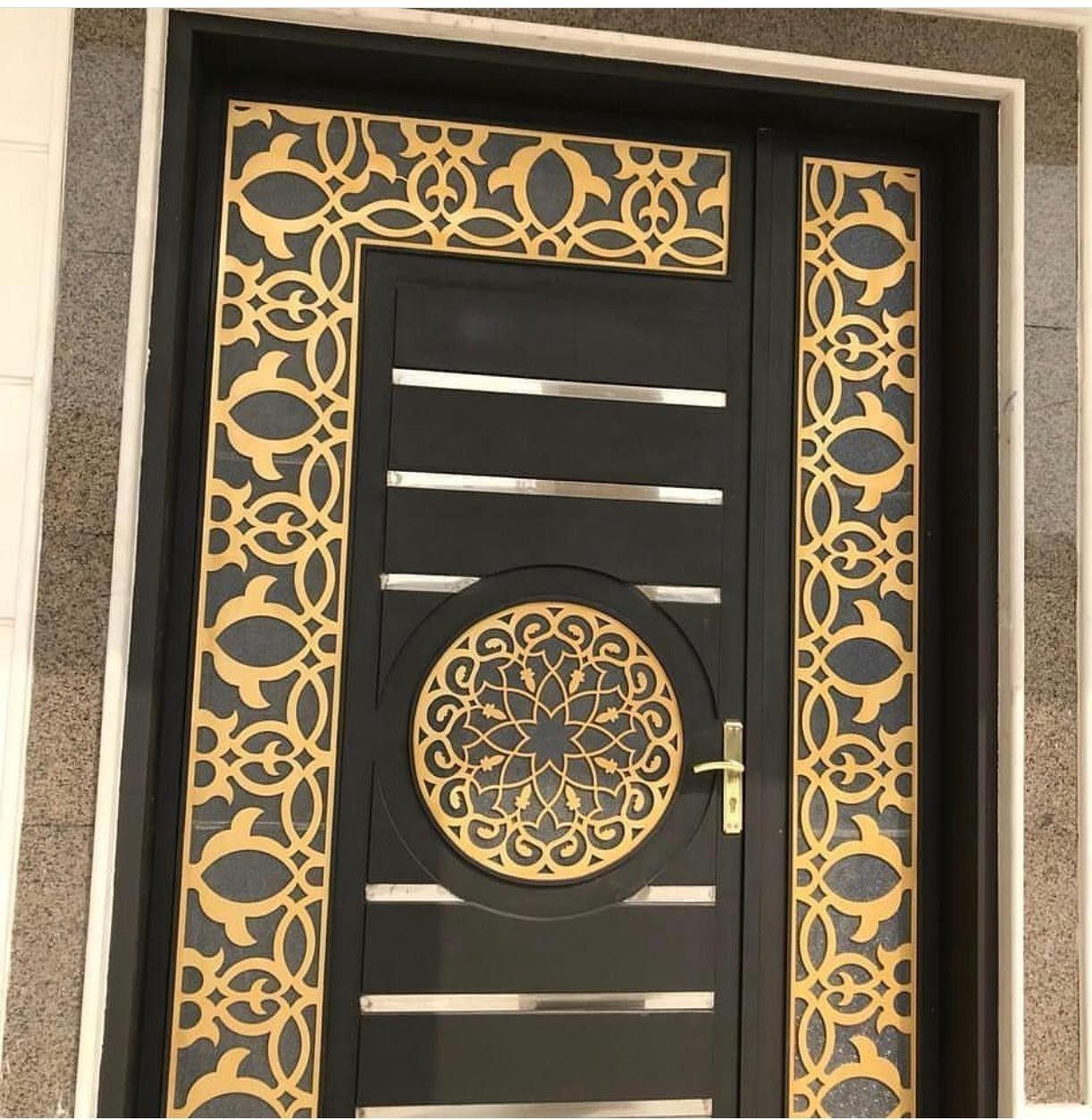 Pin By Sohail Baig On Creative Metals Metal Doors Design Door Glass Design Metal Gates Design
