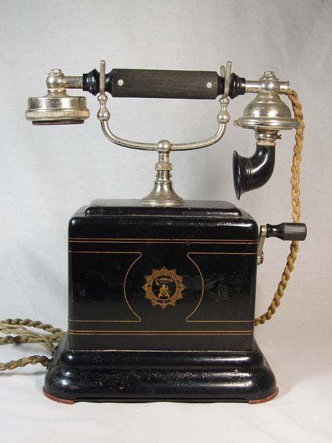 Teléfono Ericsson.