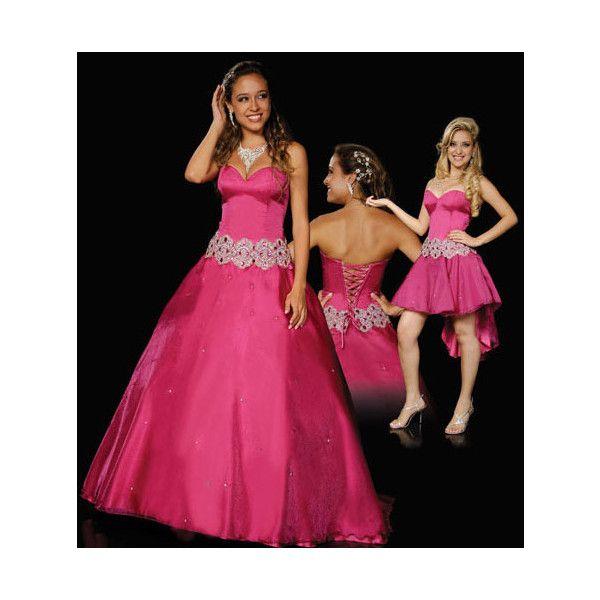 Moda Debutante Especial vestidos para festas de 15 anos ❤ liked on Polyvore featuring debutante