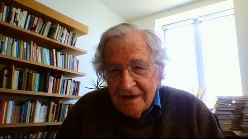 Noam Chomsky On Ai  The Singularity Is Science Fiction